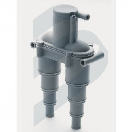 Airvent with valve