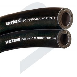 Fuel hose 16x25mm iso7840-marine fuel A1